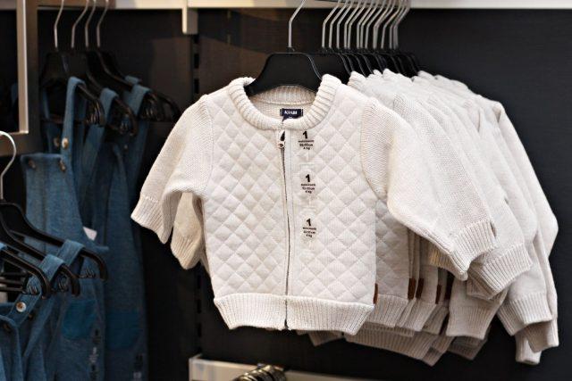 sweterek dla chłopca Kiabi 40 zł