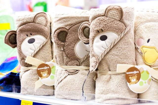"""ręczniki misie - Toys """"R""""Us 59,99 zł"""