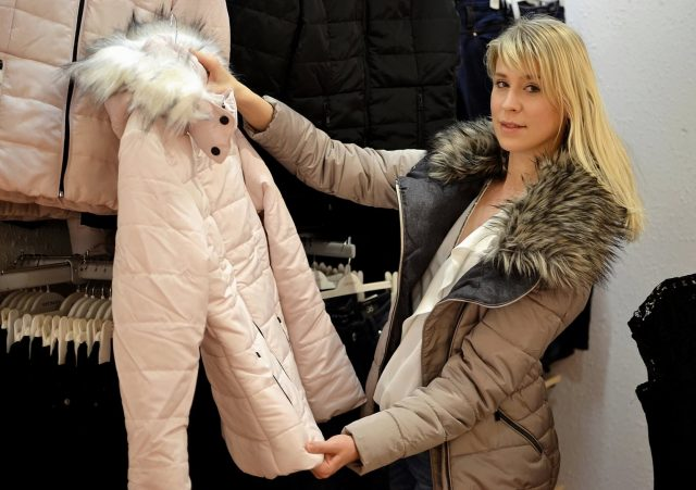 Orsay, Biała kurtka 279,99 zł