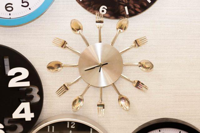 zegar do kuchni Leroy Merlin, 59,90 zł