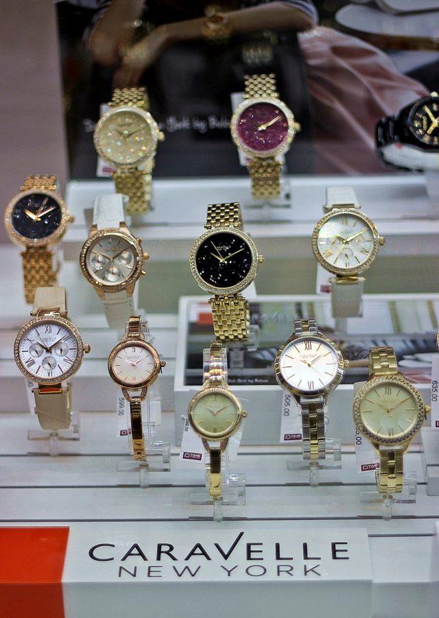 Salon Time Trend - zegarki Caravelle 419 zł – 719 zł