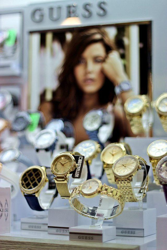 Salon Time Trend - zegarki Guess 469 zł – 1269 zł