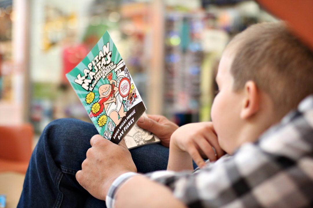 czytanie dzieciom dlaczego warto czytac ksiazki
