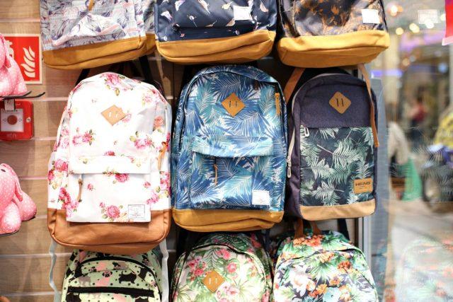 mlodziezowy plecak do szkoly