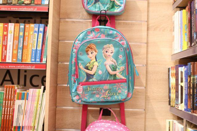 idealny plecak dla malego dziecka
