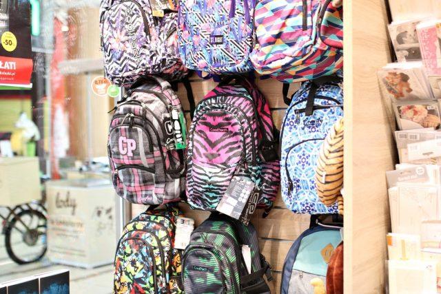 plecaki we wzory idealne do szkoly