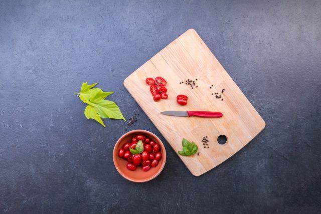 pomidory a opalenizna