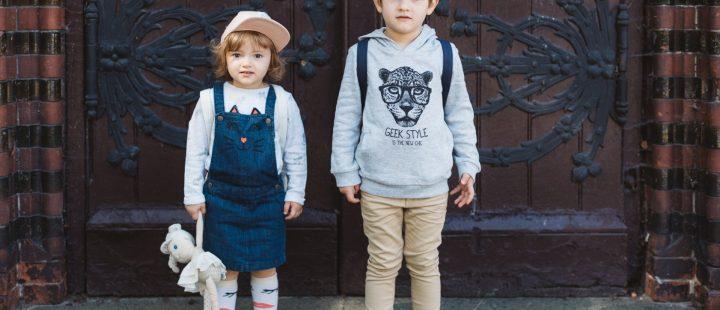 najlepsze ubrania do szkoly dla dzieci