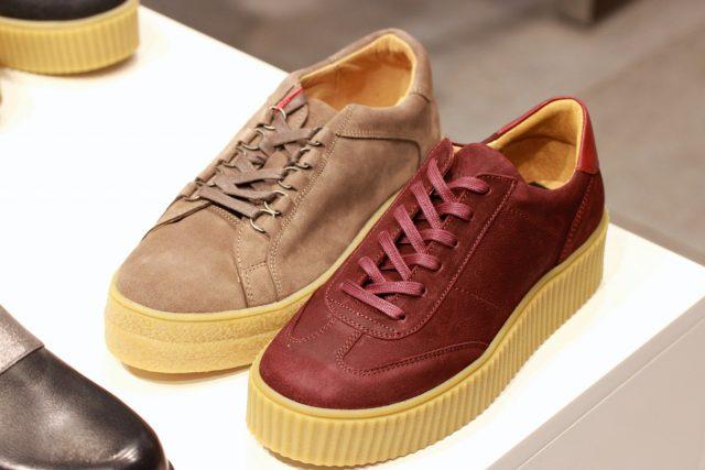 crepersy buty na jesień