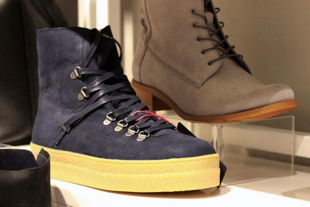 buty na jesień za kostkę