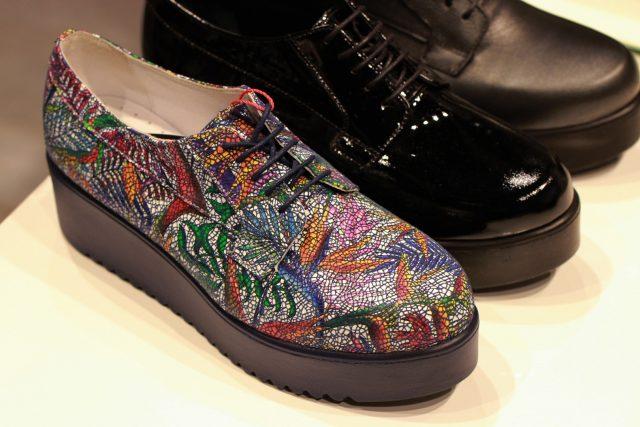 buty wojas na jesień oksfordki