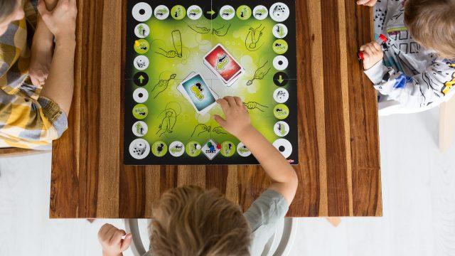 gry planszowe dla najmłodszych