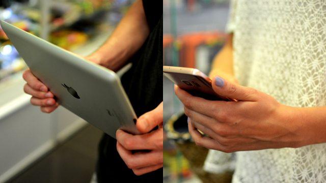 ipad i smartfon do szkoły