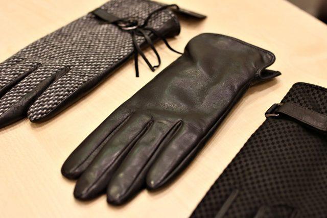 rękawiczki skórzane damskie