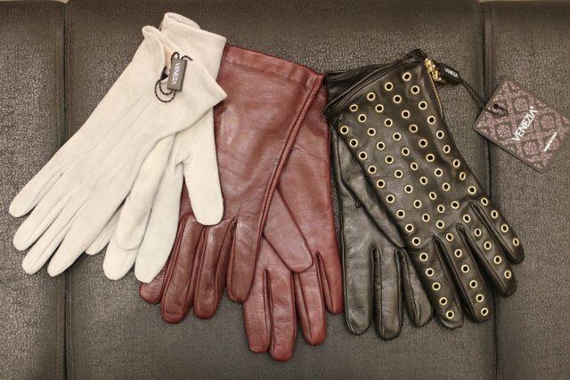 Venezia rękawiczki damskie