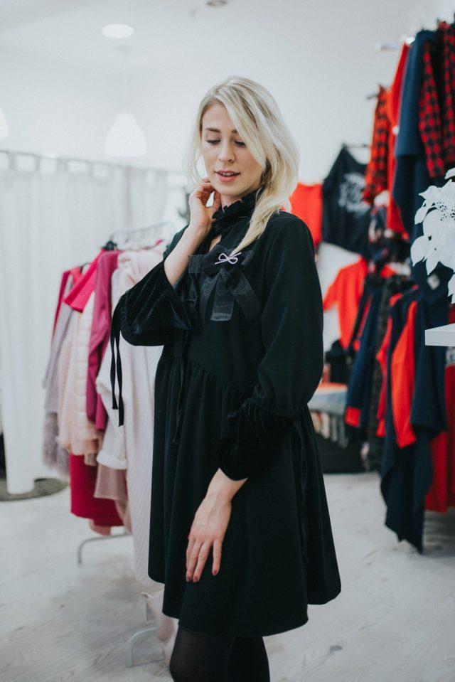 Sukienka oversize – Le Mania – ok. 160 zł