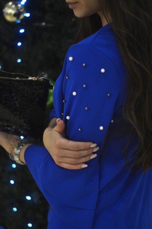 sukienka na sylwestra 2017