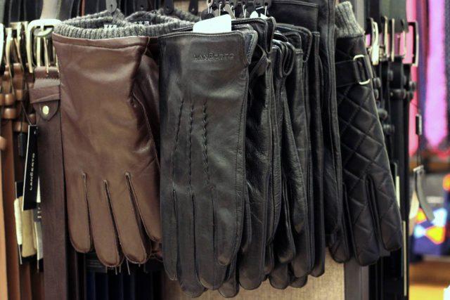 Męskie rękawice skórzane Lanĉerto (ceny od 69,90 do 179,90 zł)