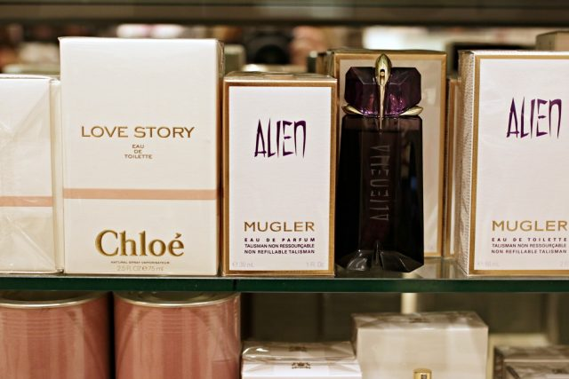 najpiękniejsze perfumy damskie