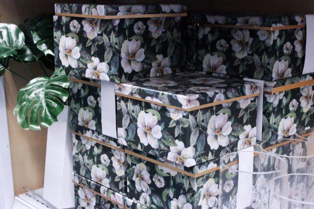 Zestaw pudełek SOFUS (JYSK, 22,95 zł/szt.)