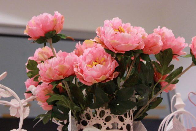 sztuczne kwiaty english home