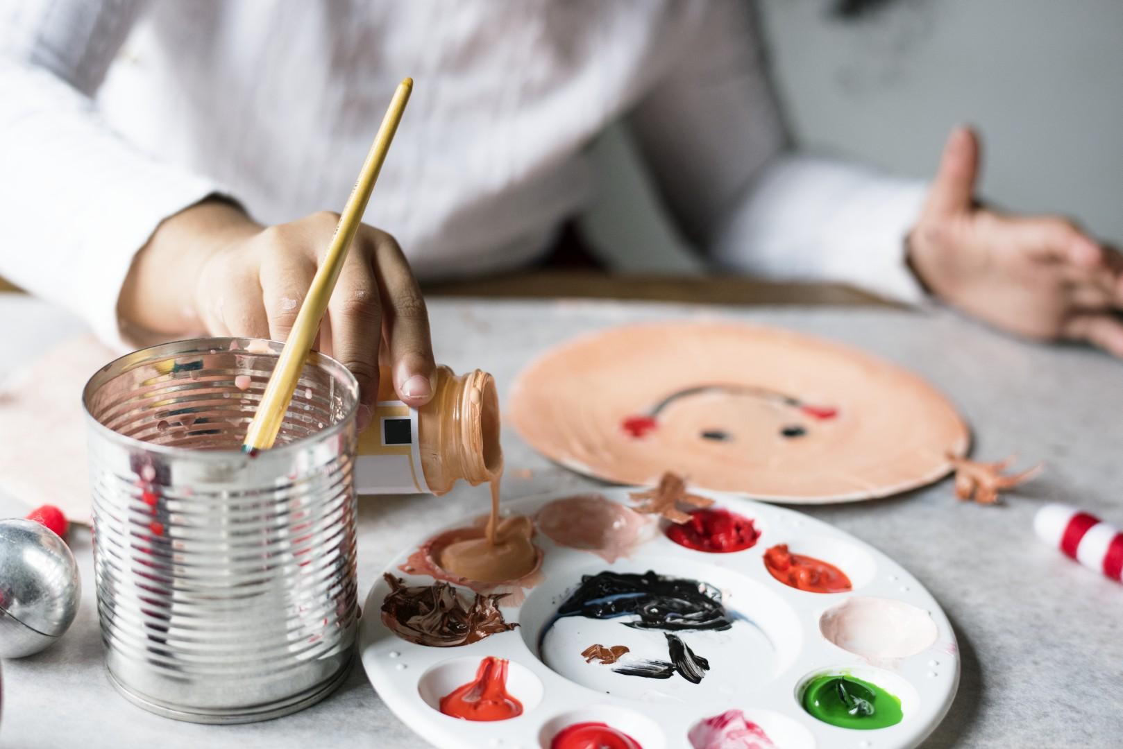 Gry i zabawy ruchowe dla dzieci w domu