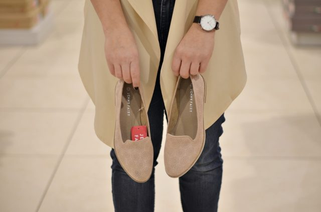 najmodniesze buty na wiosnę