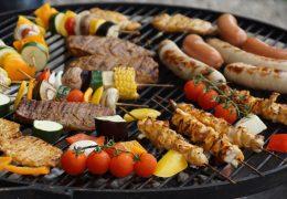 przepisy na dania z grilla