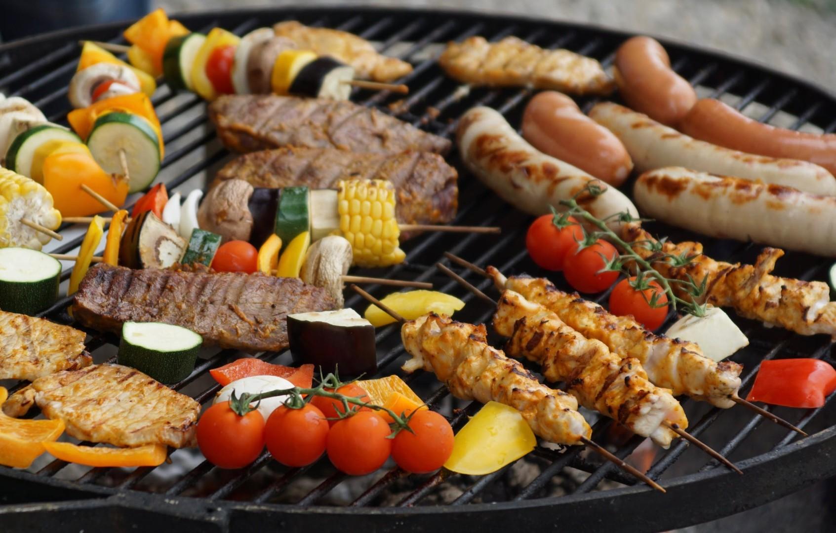 Pomysły i przepisy na wyjątkowe potrawy z grilla