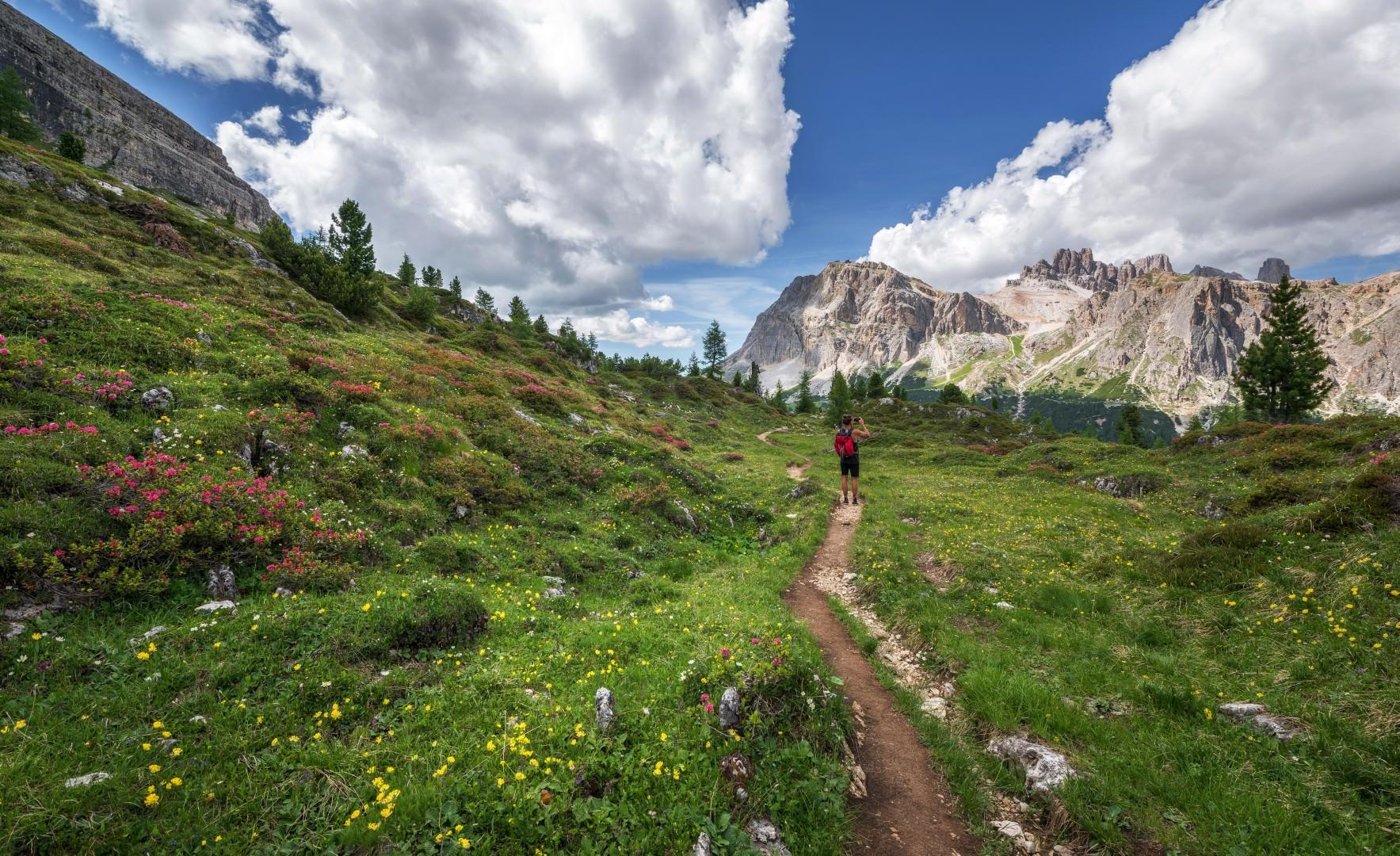 Najlepsze buty trekkingowe na szlak,  czyli sportowo też znaczy modnie!