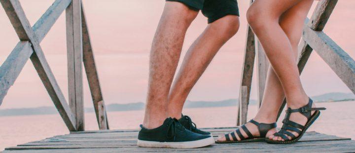 modne damskie sandały na lato