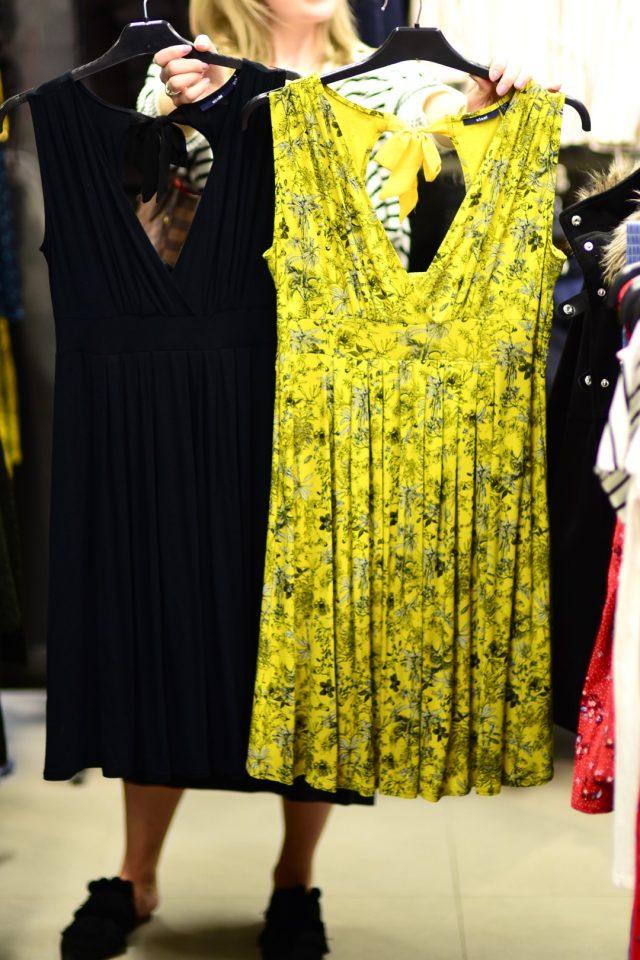 sukienki ciążowe jak wybrać