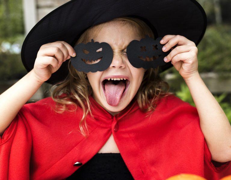 Najciekawsze gry i zabawy na Halloween dla dzieci!