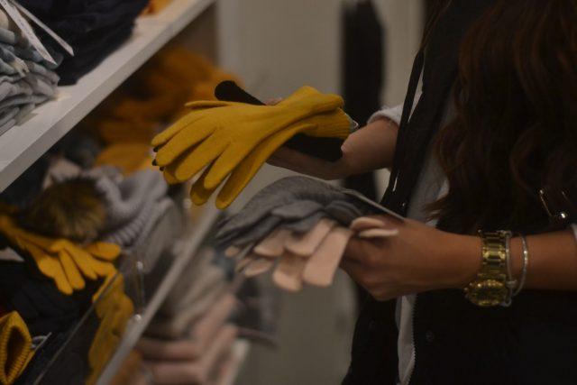 rękawiczki na co dzień
