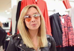 modne akcesoria na wiosne okulary serduszka