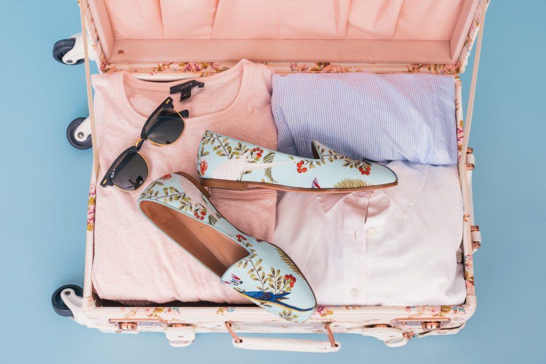 walizka na wyjazd