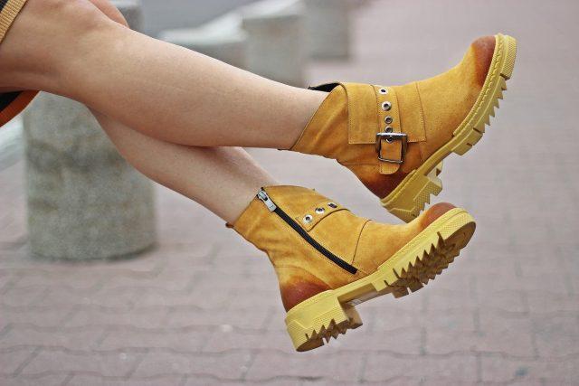 wygodne buty na jesień