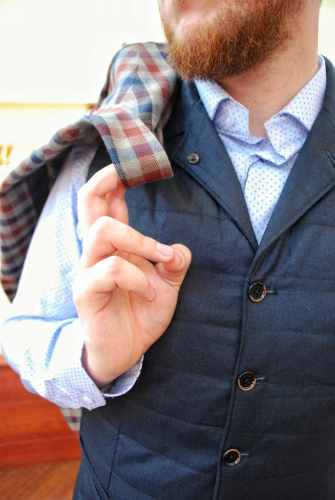 jesienna moda męska