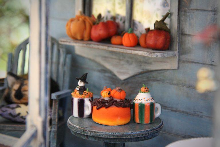 Przepisy na straszne przekąski i potrawy na Halloween