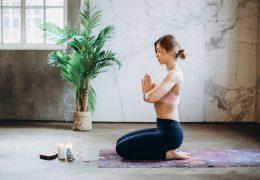 godzina dla siebie joga medytacja