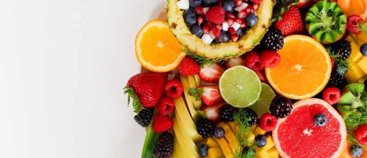 owoce do deseru