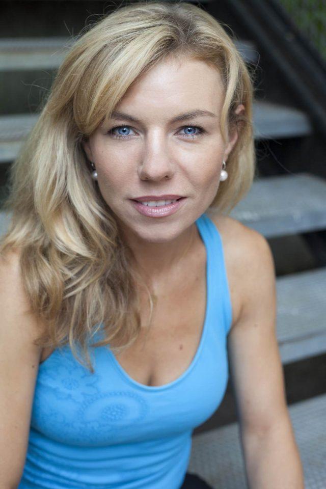 Kasia Sullivan trener personalny