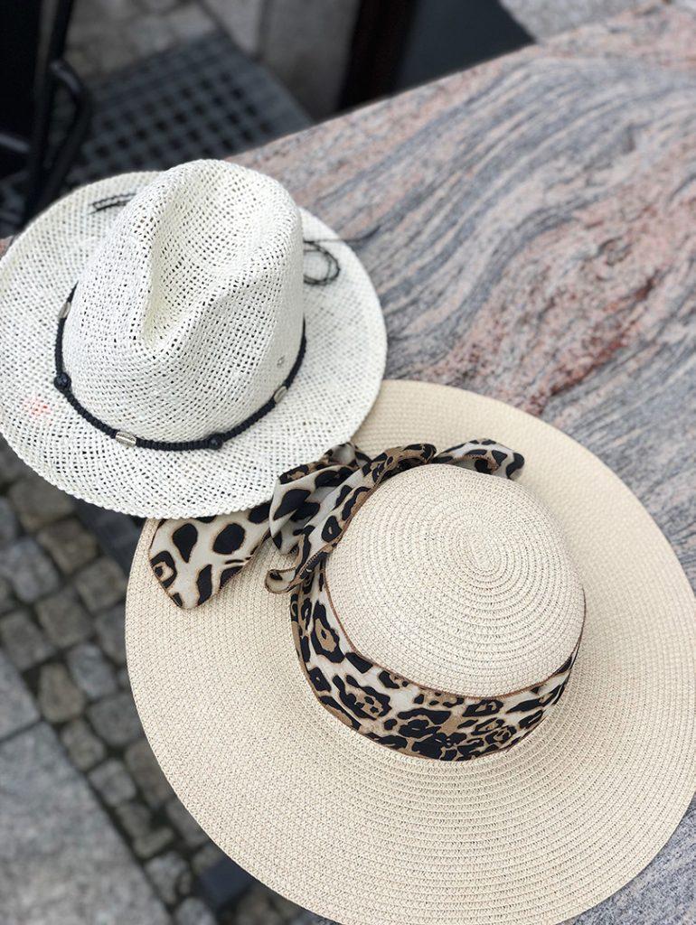 letnie kapelusze