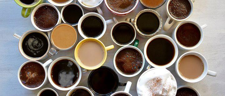 jak podawać kawę